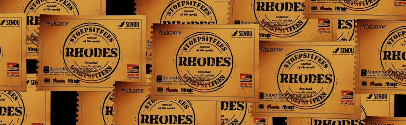 Visit the Rhodes Stoepsit Fees on your tour through the Eastern Cape Highlands