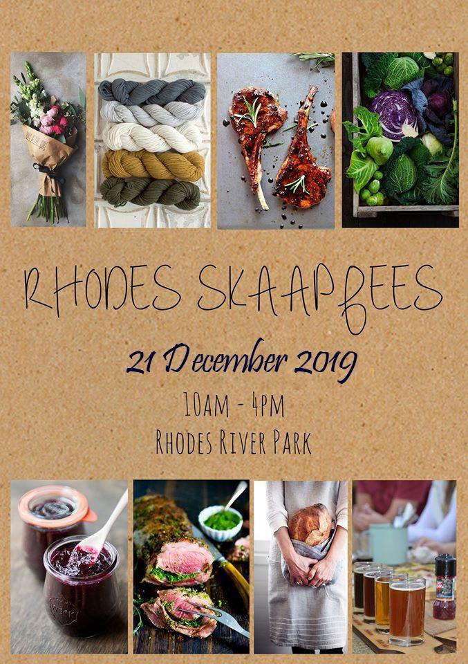 Skaapfees in Rhodes