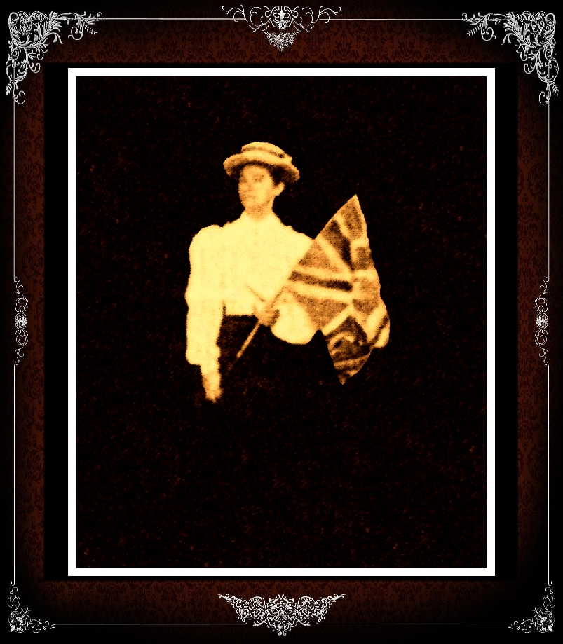 Sarah Glueck, a remarkable woman and her role during the Anglo Boer War